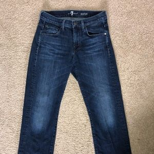 Mens 7 for all mankind Austyn jeans waist 30